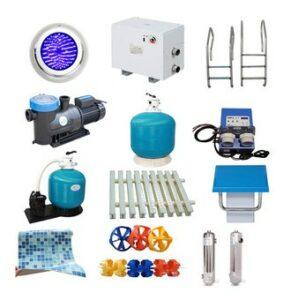 Fasilitas dan Peralatan Kolam Renang