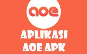 Aplikasi AOE Aok Apk Penghasil Uang